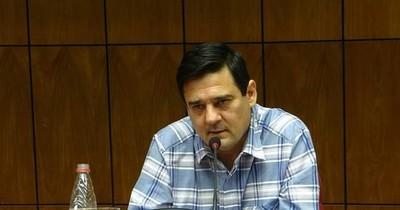 La Nación / Buzarquis ultima detalles para pedir destitución de Zacarías Irún