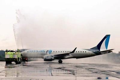 Arribó el primer vuelo de Uruguay tras 6 meses sin operaciones aéreas comerciales