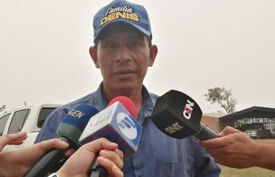 Familiares de Adelio Mendoza ingresaron al bosque en la búsqueda de los secuestrados