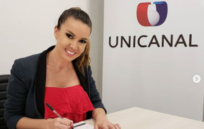 "HOY / Dallys Ferreira: ""Ya formo parte de la familia de Unicanal"""