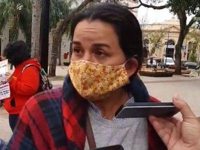Myrian Villalba pide refugio político para ella y su familia a la Argentina