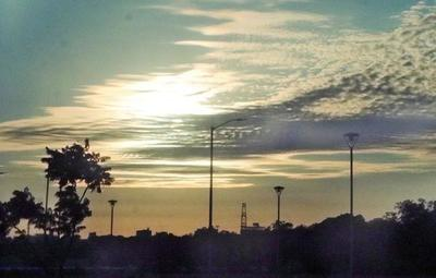 Tras las lluvias, mejora calidad del aire en el departamento Central