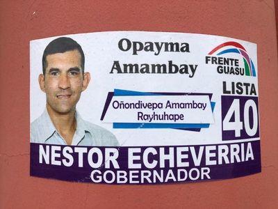 AUDIO: Abogado 360 pide víveres producto del chantaje del EPP para invasores de plazas en PJC