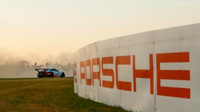 La curvas donde los pilotos bailan con el 911 RSR