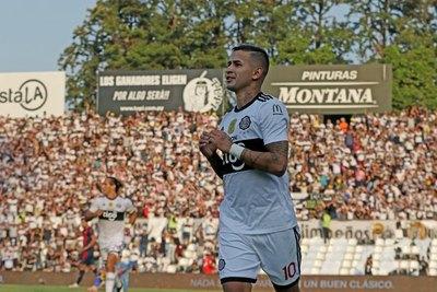 Derlis: 'Si marco un gol contra Santos, no voy a celebrar'