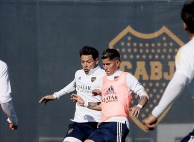 """Zeballos e Irrazábal saltan al saber que """"positivos"""" de Boca vendrán"""