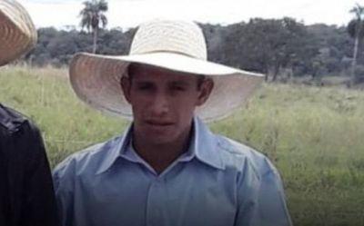Adelio Mendoza fue liberado por el EPP