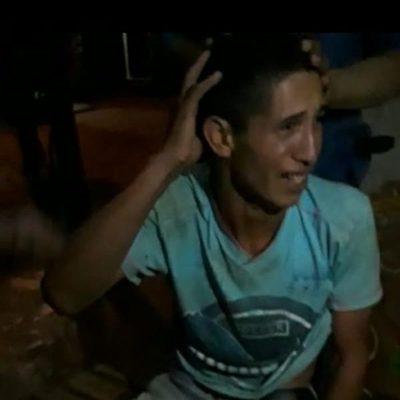"""Hermano de Adelio Mendoza: """"Llegó caminando y dijo que estaba muy cansado y pidió agua"""""""