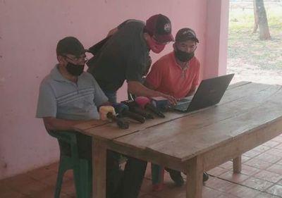 Al igual que indígenas, campesinos rechazan víveres del grupo criminal