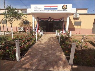 Covid-19: Casos en cárcel de San Pedro y centro educativo de Itauguá