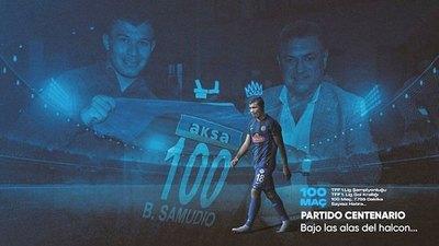 """Crónica / """"Brian por 100pre"""" es tema en el chute turco"""