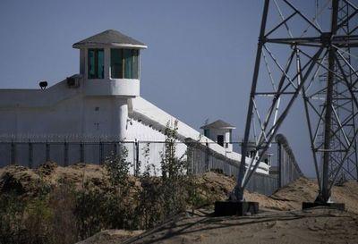 No a productos chinos hechos en campos de concentración