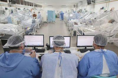 550 nuevos infectados y más 14 muertos se reportaron anoche