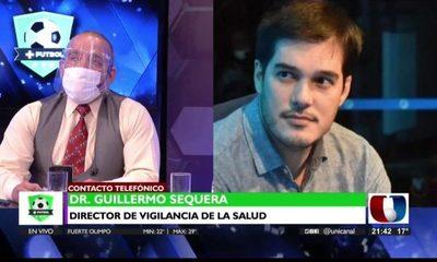 "Profe Valenzuela a Sequera: ""Tratás de burros a todos los paraguayos"" (video)"