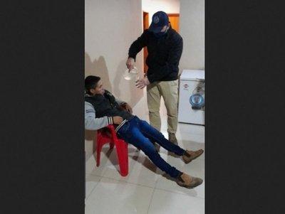 Familiares cuentan que Adelio retornó cansado, con hambre y sed · Radio Monumental 1080 AM