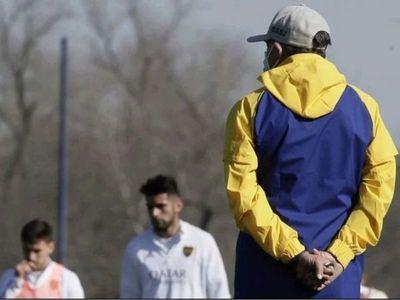 Boca Juniors podrá jugar con positivos de coronavirus ante Libertad