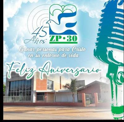 """45 años de """"La voz del Chaco Paraguayo"""""""
