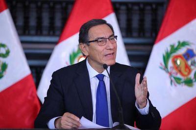Señalan que hay una complicada situación política en Perú tras pedido de destitución del presidente Vizcarra