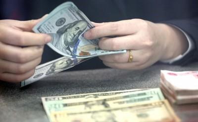 Dólar cierra a la baja por menor apetito de las multinacionales y empresas importadoras