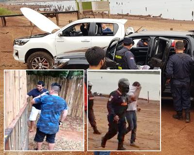 Caen detenidos varios jóvenes e incautan vehículos lujosos por escandalosa farra – Diario TNPRESS