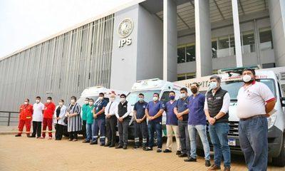 Refuerzan personal para servicios de ambulancias con UTI en Alto Paraná, a causa de la pandemia – Diario TNPRESS