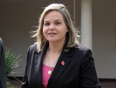 Lilian Samaniego anunció que está con COVID-19