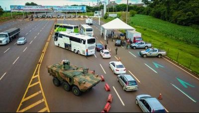 Brasil, con megaoperativo militar en la frontera
