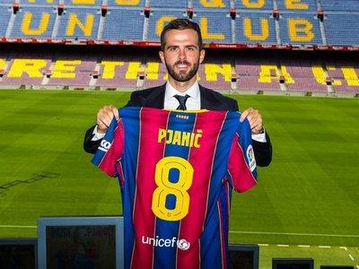 """Pjanic: """"Si jugaba en otro equipo distinto a la Juve, solo podía ser el Barça"""""""