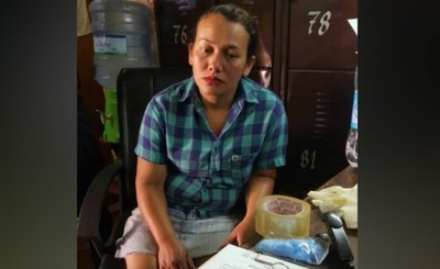Mujer que quiso meter droga a la cárcel recibe 5 años de condena
