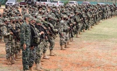 HOY / Fuerte despliegue en el norte: llega refuerzo militar y policial