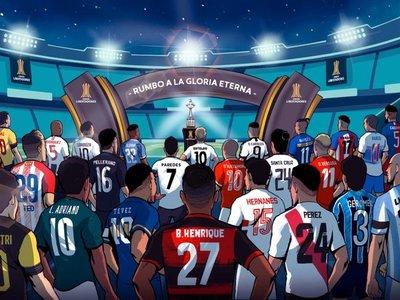 Vuelve la Copa Libertadores: Estos son los partidos
