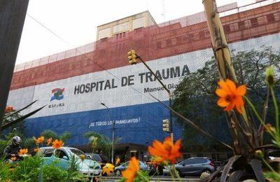 Trabajadores rechazan recorte en el Hospital de Trauma