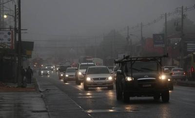HOY / Lluvias tormentas y granizos se aproximan al país