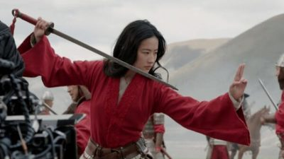 Chinos disconformes con Mulan