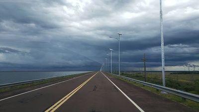 Meteorología alerta sobre tormentas y ráfagas de viento de hasta 100 km/h