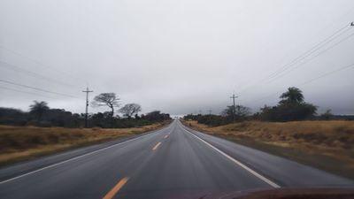 Anuncian jornada fresca a cálida y con precipitaciones dispersas