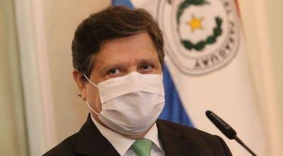 Acevedo espera que Mendoza pueda brindar datos certeros sobre el estado de salud de Óscar Denis