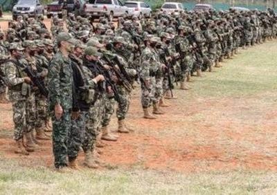 HOY / Refuerzan contingente de policías y militares en la zona de Concepción