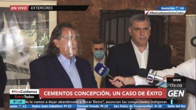 HOY / Microsoft confirma a Cementos Concepción como un Caso de Éxito en Latinoamérica