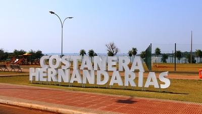 Parque Lineal de CDE y Costanera de Hernandarias listos para reabrir sus puertas