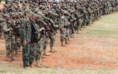 Al todo o nada ingresarán milicos y militares a buscar al ex vice presidente  Oscar Denis