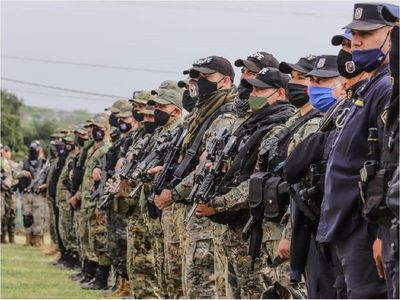 Llegan refuerzos en el Norte de casi 800 policías y militares