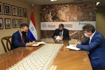 MAG, Petropar y JICA instalarán puestos de comercialización de productos agrícolas