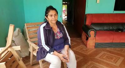 Madre de Edelio Morínigo se crucificará en protesta al poco interés en el caso de su hijo