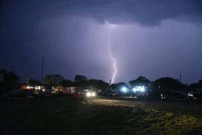 Lluvias, tormentas y granizos se aproximan al país