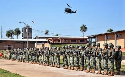 Gobierno llena el norte de soldados armados, en desesperado intento por ordenar la caótica seguridad