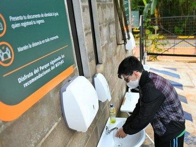 Se reabrirán el Parque Lineal de CDE y la Costanera de Hernandarias