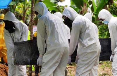 Indonesia: Los que no usen mascarillas deberán cavar tumbas para víctimas de Covid-19 como castigo