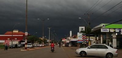 Alerta meteorológica sobre tormentas y ráfagas de viento de hasta 100 km/h – Prensa 5