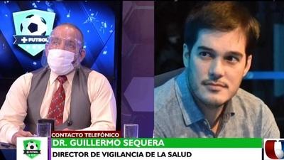 """Valenzuela a Sequera: """"Me trataste de burro, bastante inteligente soy"""""""